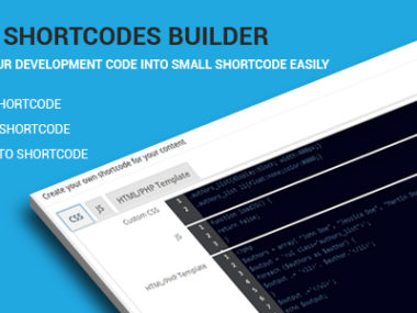 Magic Shortcodes Builder WordPress Plugin
