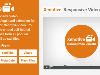 Xenotive Responsive Video Embedder WordPress Plugin